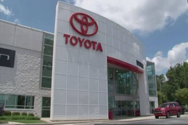 Toyota moves into Silicon Valley with $1 billion AI investment