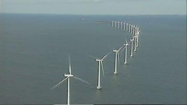 Developers exploring offshore winds