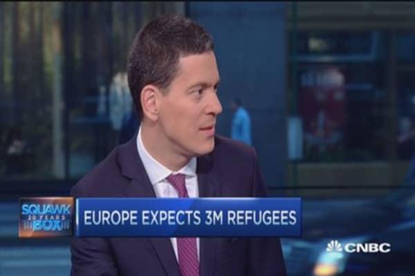Syria's migrant crisis deepens