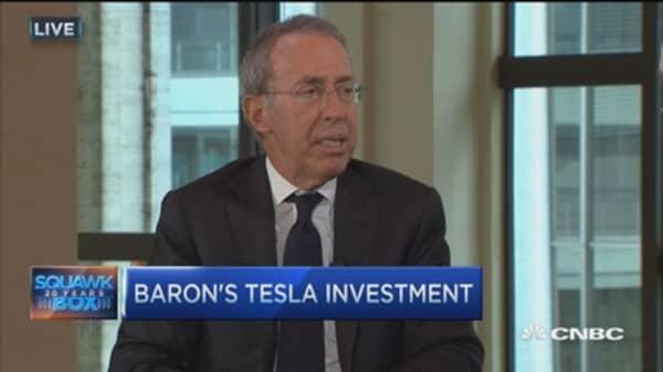 What I plan to ask Elon Musk: Ron Baron