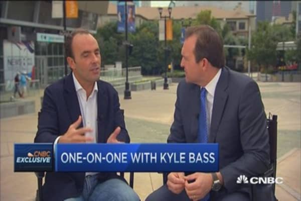 Chinese banks will lose all their equity: Kyle Bass