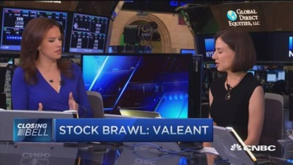 Bull and bear debate on Valeant