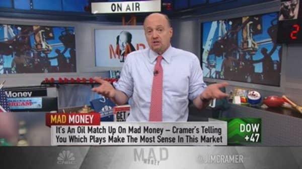 Cramer: Commodity collapse dream stocks