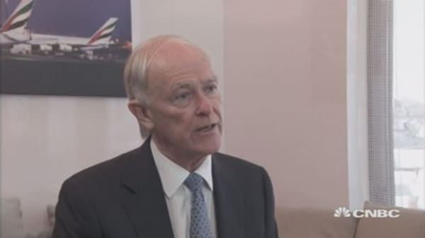 Making airshow's largest order: Emirates Airline President
