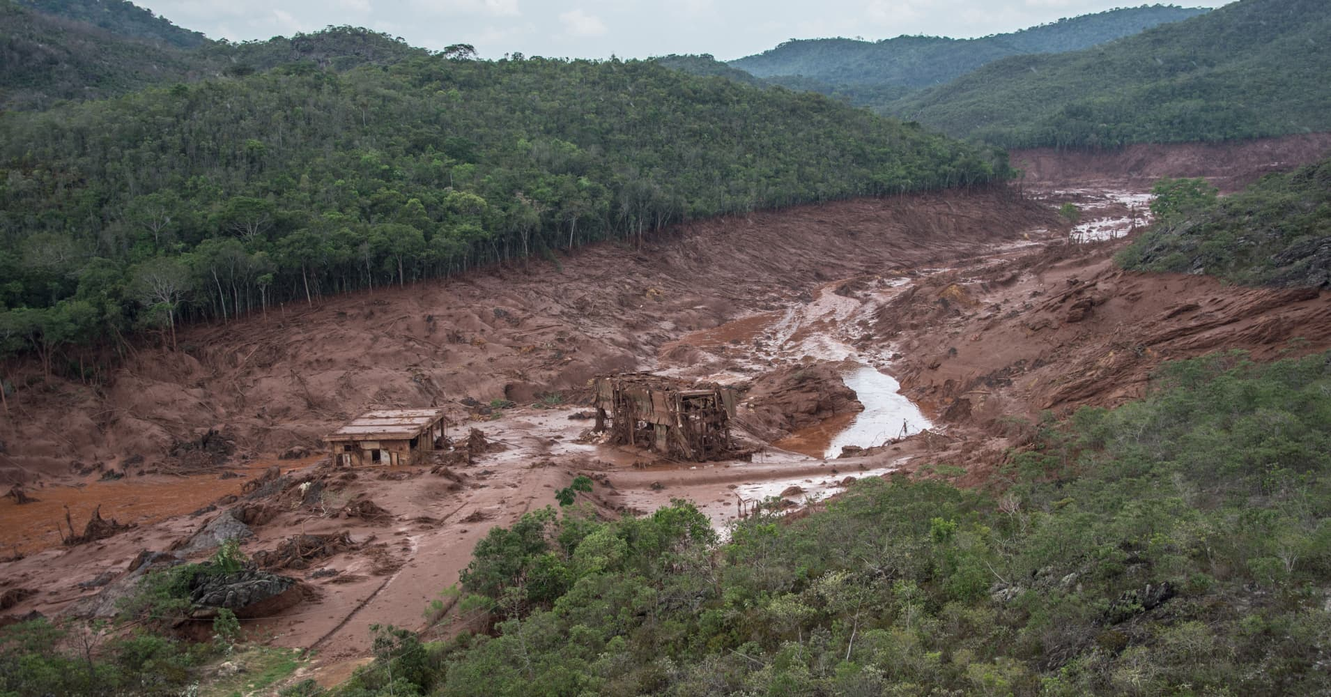 bhp to review iron ore production guidance after samarco mudslide flood. Black Bedroom Furniture Sets. Home Design Ideas