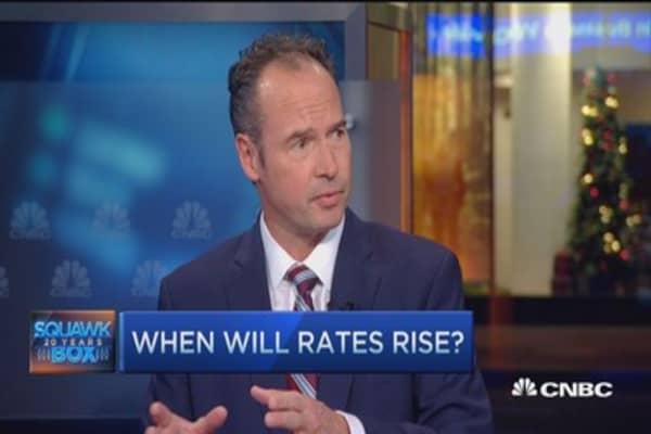 Earnings growth to cap bond yields: Strategist