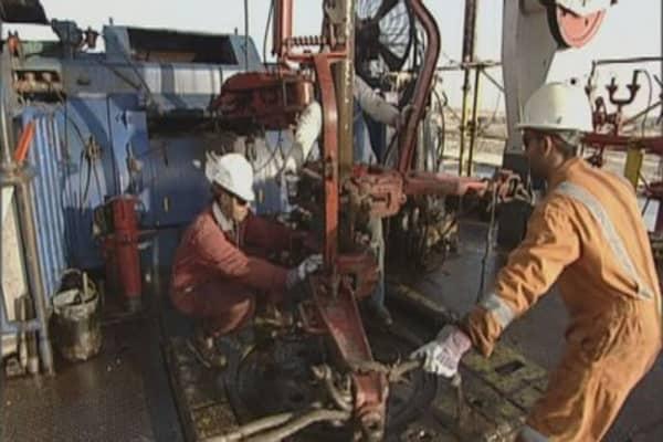 Saudi Arabia keeps pumping