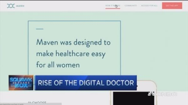 Rise of the digital doctor
