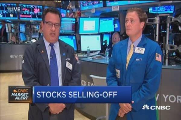Market facing a pullback or full-fledged bear market?