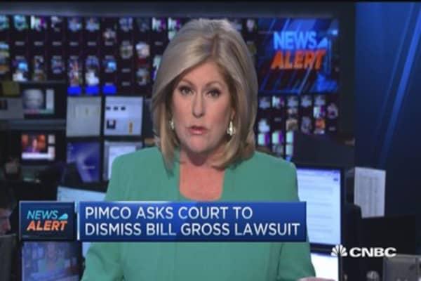 Pimco asks court to dismiss Bill Gross lawsuit