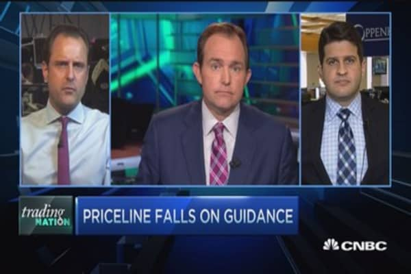 Trading Nation: Priceline pummeled