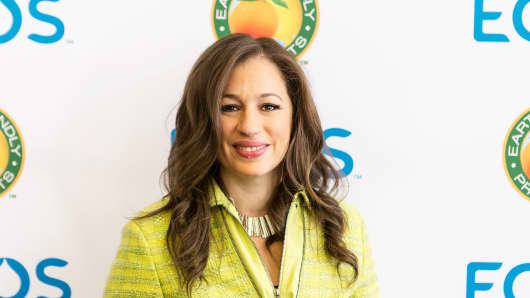Kelly Vlahakis-Hanks, CEO of Earth Friendly Products