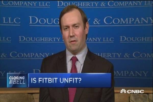 IS Fitbit unfit?