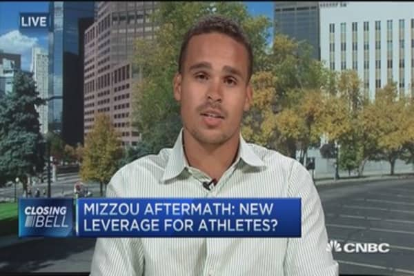 Fmr. Northwestern QB on Mizzou aftermath