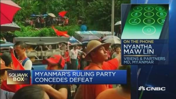 How elections in Myanmar impact its economy