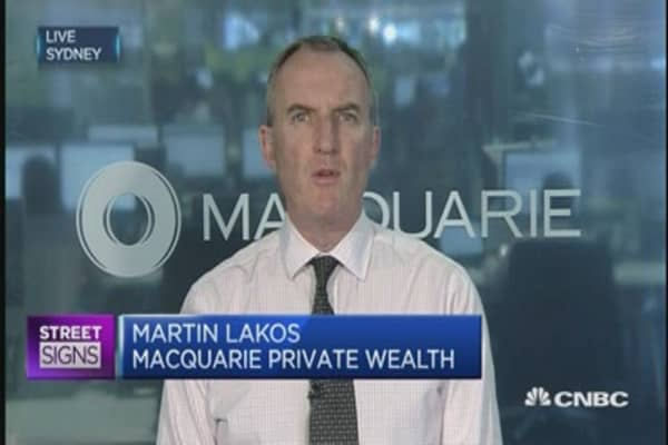 China Q3 will prove to be the bottom of the cycle: Lakos
