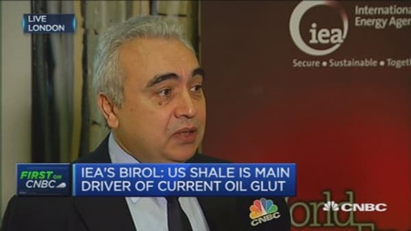 Why oil prices won't recover just yet: IEA Exec Director