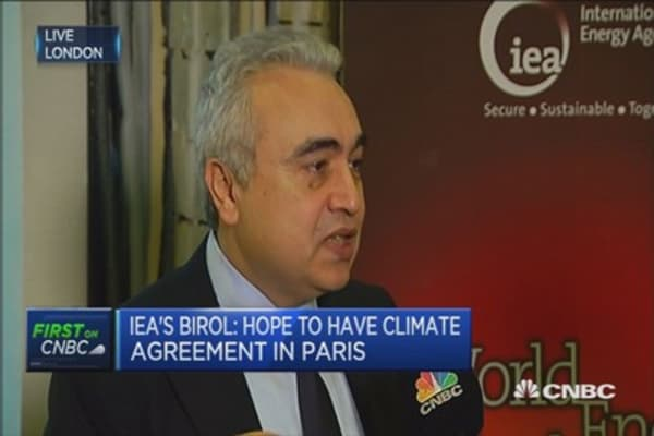 Energy firms need clear climate direction: IEA Exec Director
