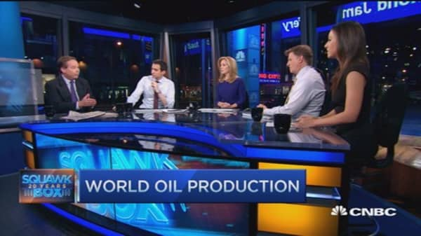 Volatility in the oil patch: Pro
