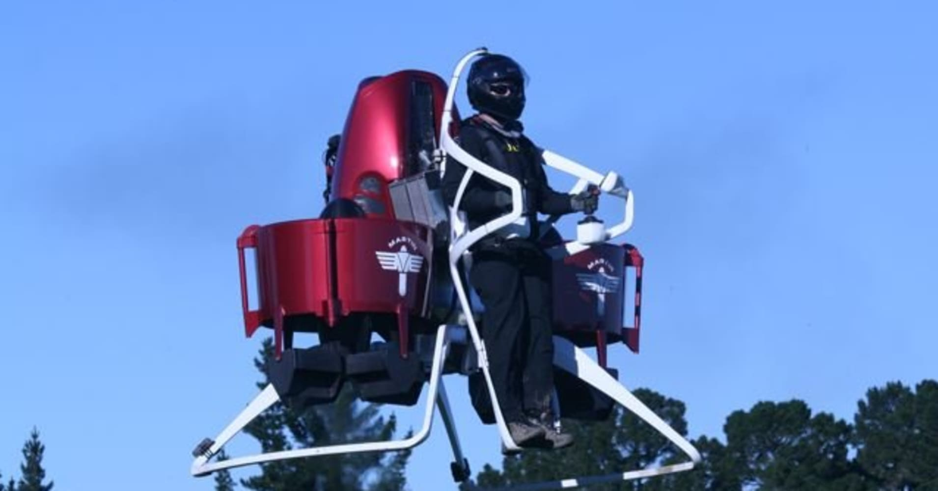 Ambulance For Sale >> $250K jetpack for police sees interest from Dubai