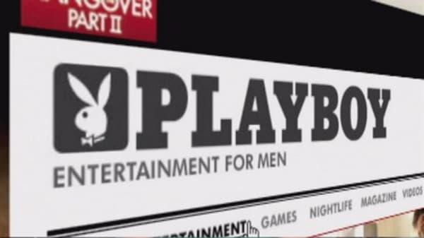 Playboy launches online shop