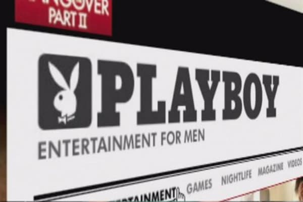 Playboy launches online shop