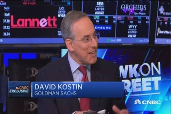 Kostin's companies with winning strategy