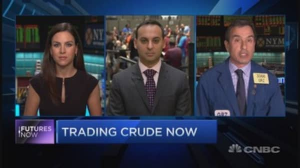 Oil's heading to $40: Trader