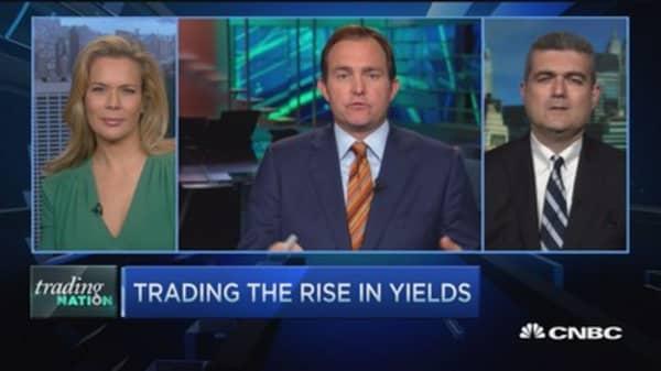 Trading Nation: Stocks & interest rates