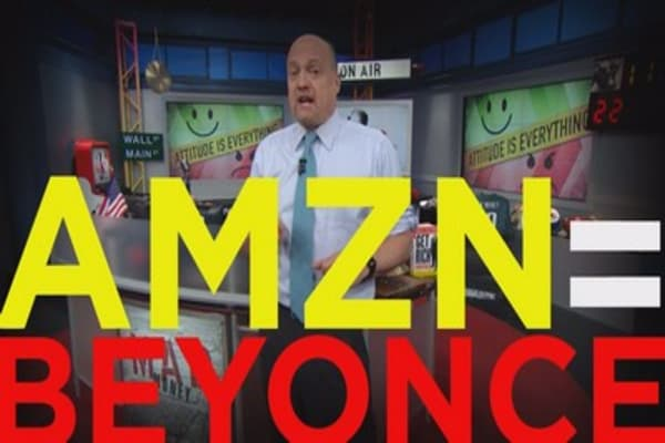 Cramer: Sexiest stocks out there