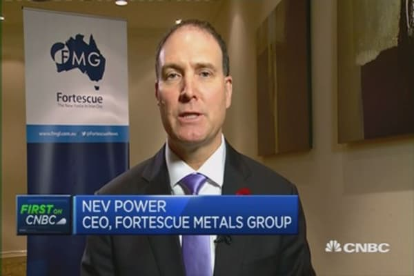 Cash flow from operations remain strong: FMG CEO