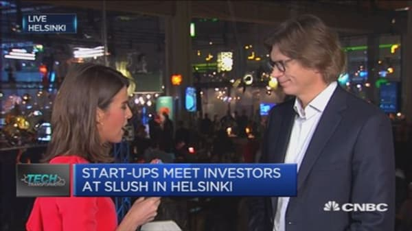 Private market for tech firms is doing well: Zennström