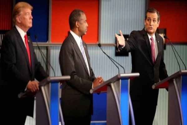 GOP debate: Sharp exchanges but no clear winner