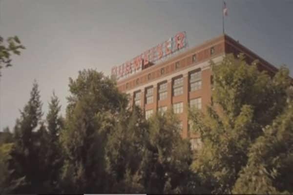 Anheuser Busch finalizes deal for SABMiller
