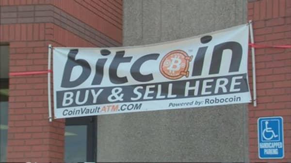 Banks to use bitcoin