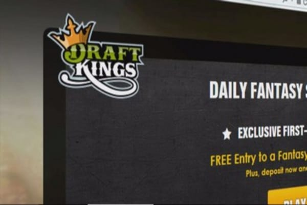 DraftKings and FanDuel classified as 'illegal gambling'