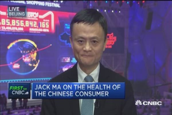 Jack Ma: Firm anticorruption stance good for China