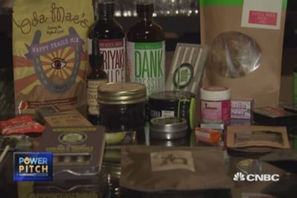 Move over pizza boy, this start-up dishes out pot on demand