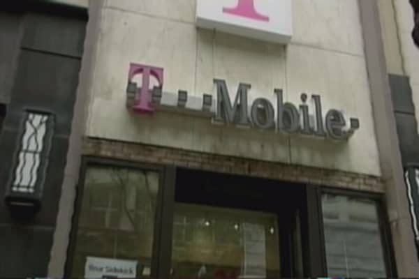 T-Mobile allows streaming without data charges