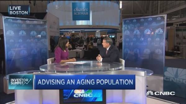 Advising an aging population