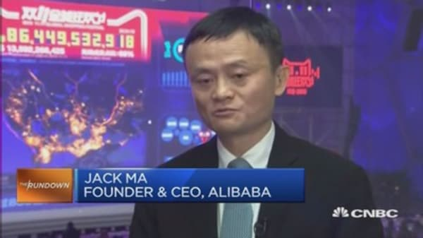 After massive Singles day, what's next for Alibaba?