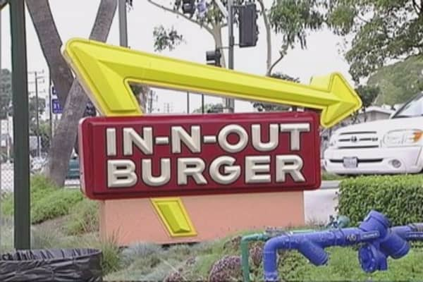 In-N-Out sues startup for delivering its burgers