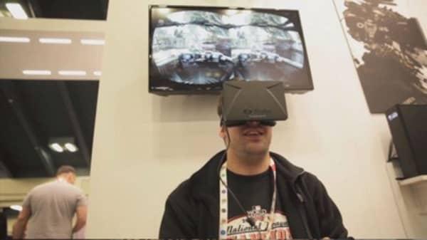 Nokia bets on virtual reality