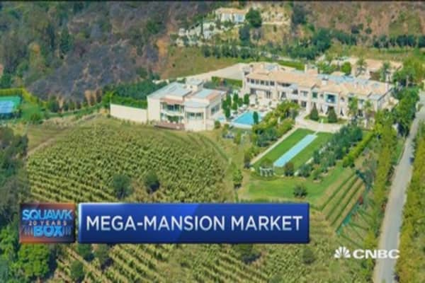 Jeff Greene says he took Beverly Hills mega-mansion off market