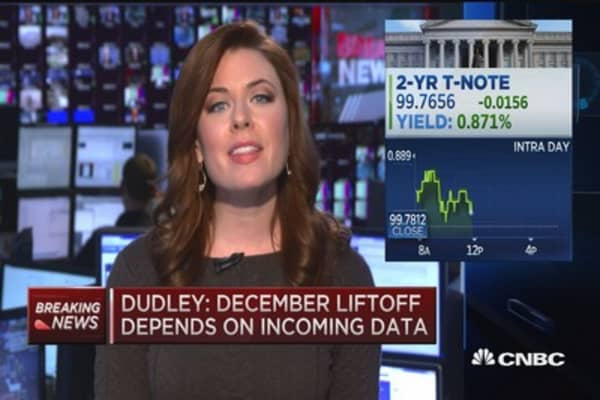 Dudley: Dec. liftoff depends on incoming data