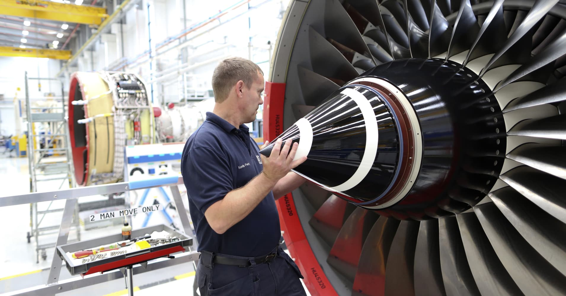Rolls-Royce Secures 7,000 Jobs As Firm Looks To Double