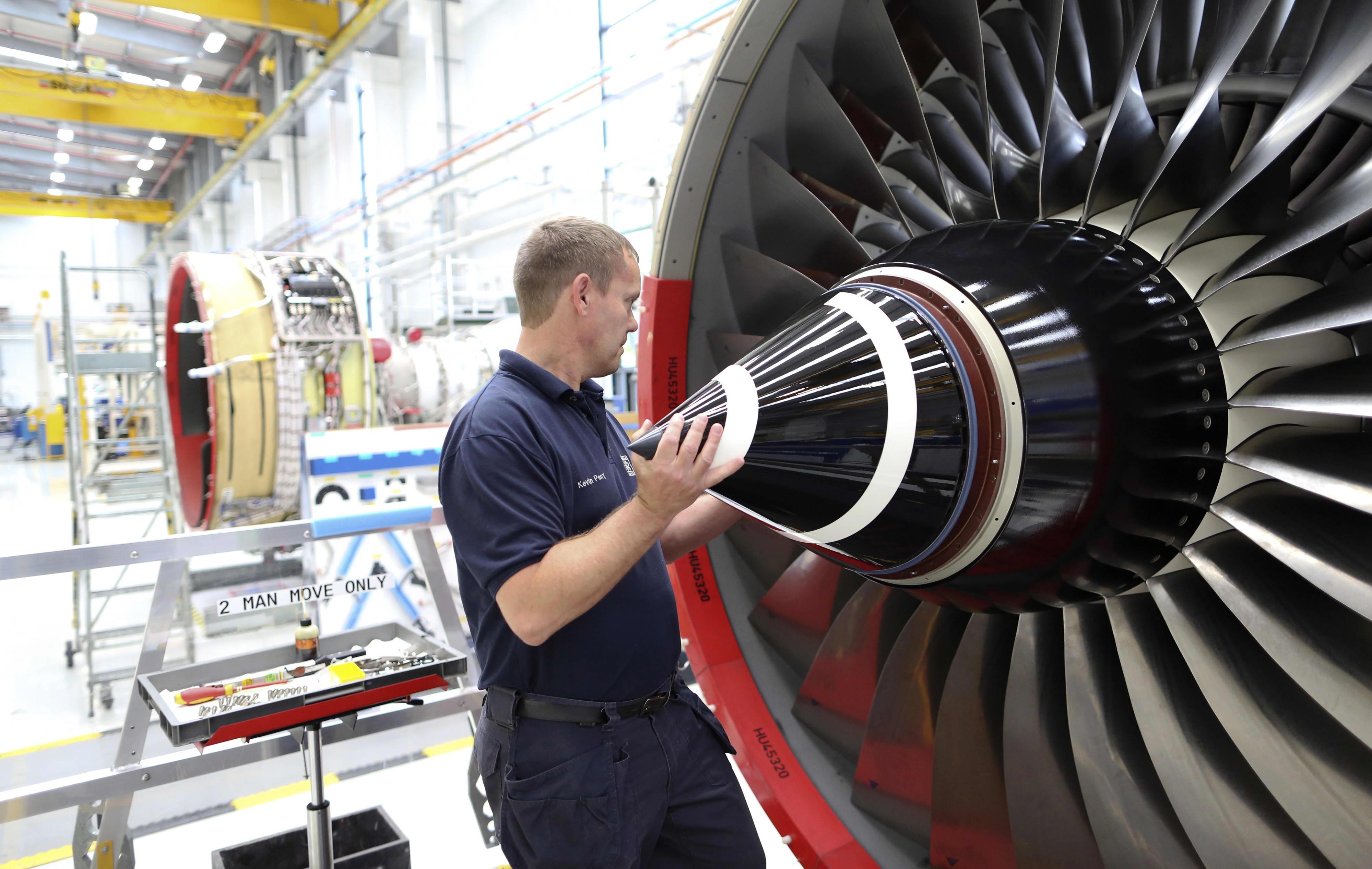 Resultado de imagen para Rolls-Royce Boeing 797