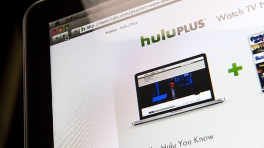 Hulu website.