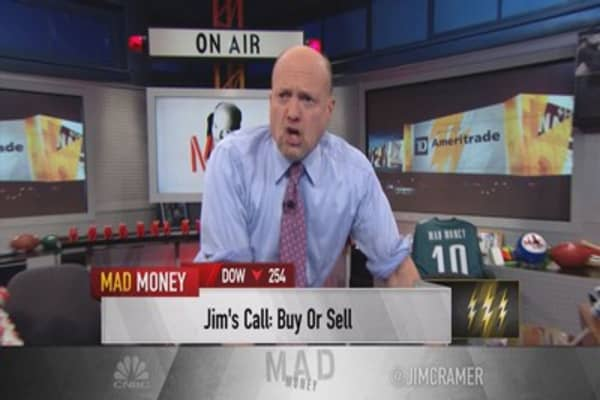 Cramer: I'm staying away from solar