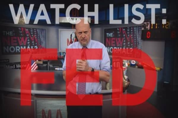 Cramer: Guard your portfolio with this stock